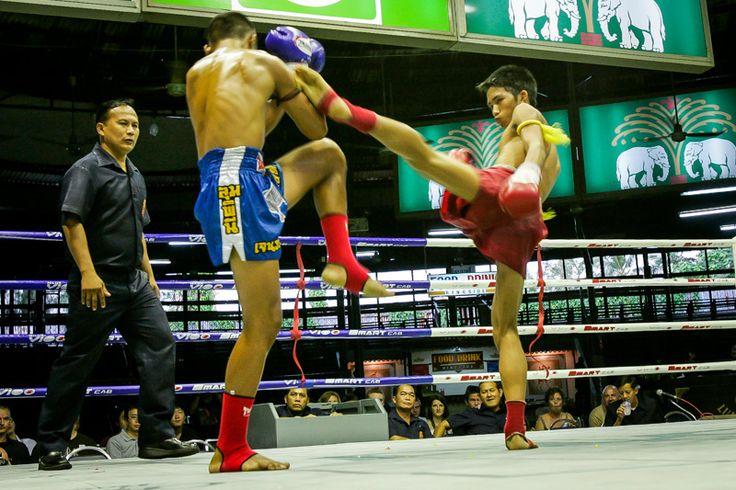 Muay Thai Bangkok | by Dennis Thern