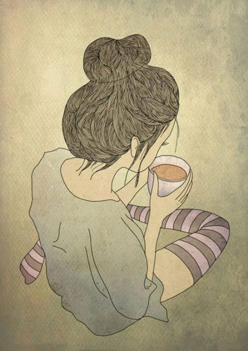 found on: http://weheartit.com: Sock, Drawings Something, Teas Time, Lazy Day, Lazyday, The Weekend, Schools Work, Photo Art, High Schools