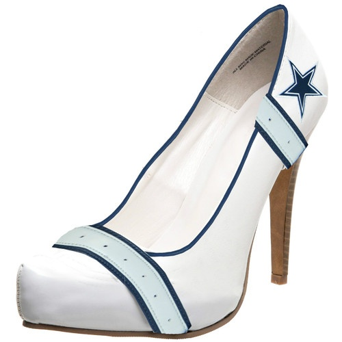 Herstar™ NFL-Womens-High Heel Shoes- Team Shoes- Dallas Cowboys, Steelers, etc | eBay Another One!
