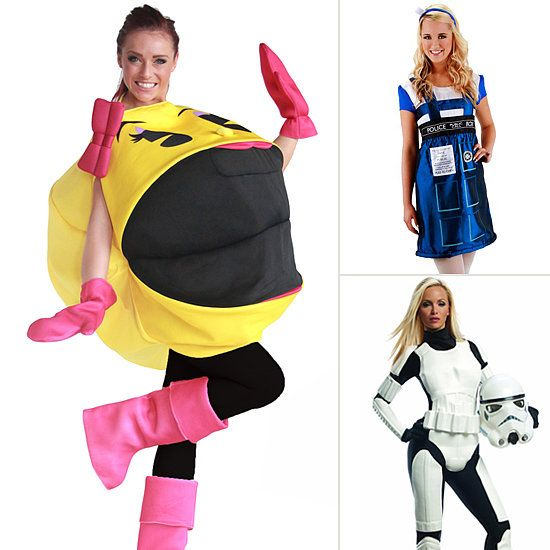 Geeky Halloween Costumes!! Oh my gosh they are literally so amazing!!!!!!