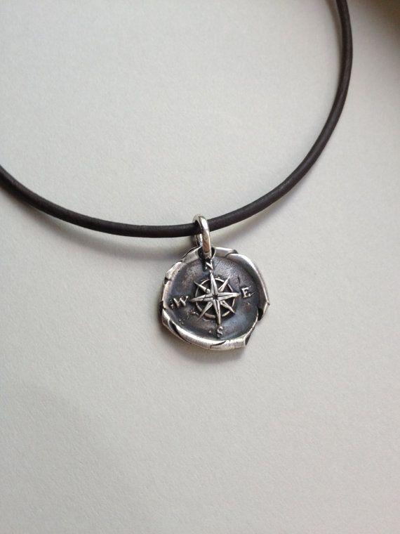 Hey, I found this really awesome Etsy listing at http://www.etsy.com/listing/152654179/wax-seal-fine-silver-pendant-necklace-on