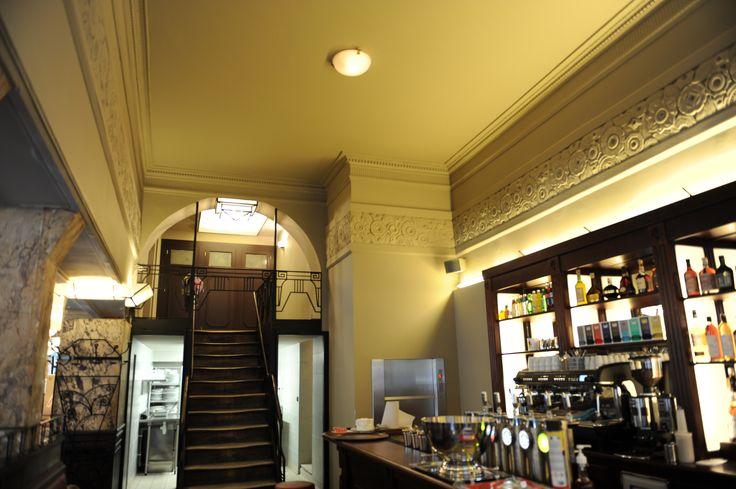 CAFÉ DES ARTS - Bordeaux Restauration d'une brasserie authentique des années 30