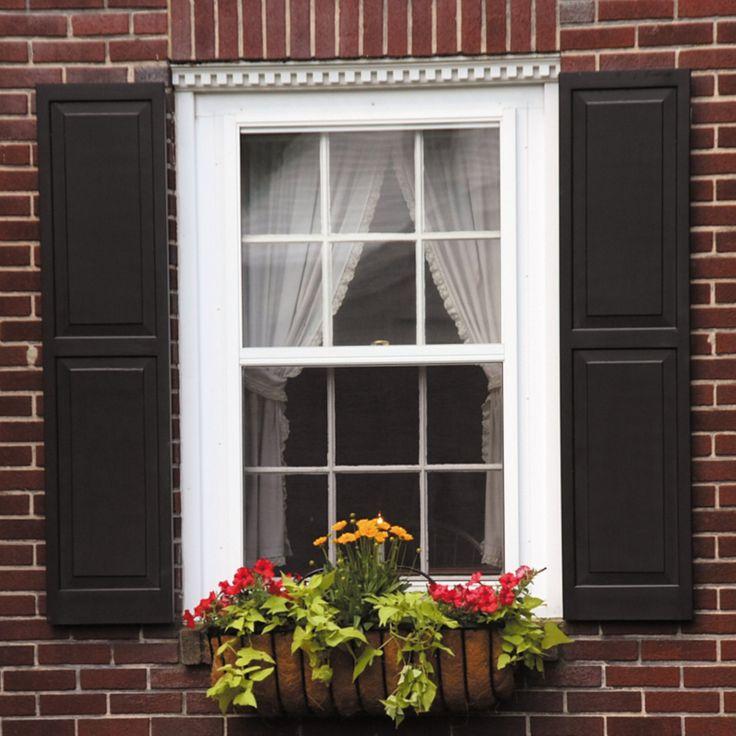House Shutters Ideas: Best 25+ Wood Shutters Ideas On Pinterest