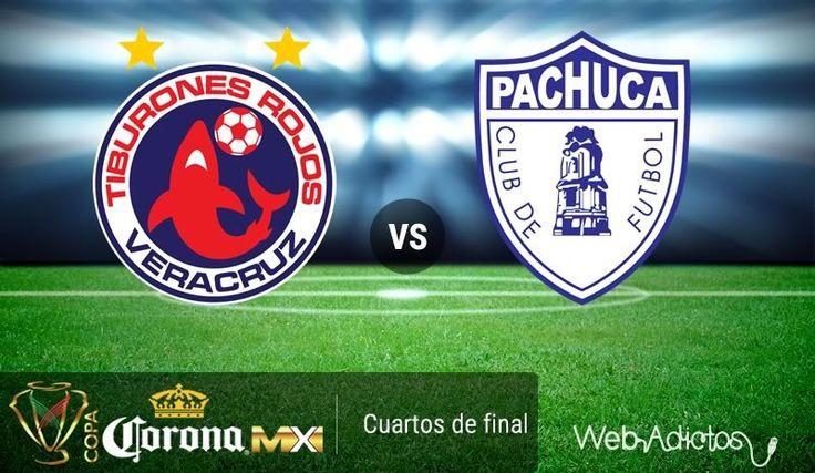 Veracruz vs Pachuca, Copa MX Clausura 2016 ¡En vivo por internet! | Cuartos de final - https://webadictos.com/2016/03/15/veracruz-vs-pachuca-cuartos-final-de-copa-mx-c2016/?utm_source=PN&utm_medium=Pinterest&utm_campaign=PN%2Bposts