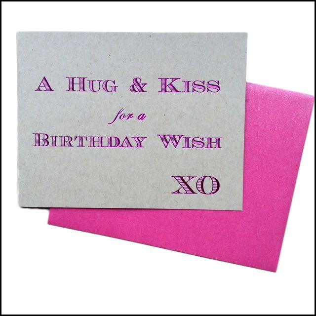 Halfpenny Postage Birthday Card, $5.95