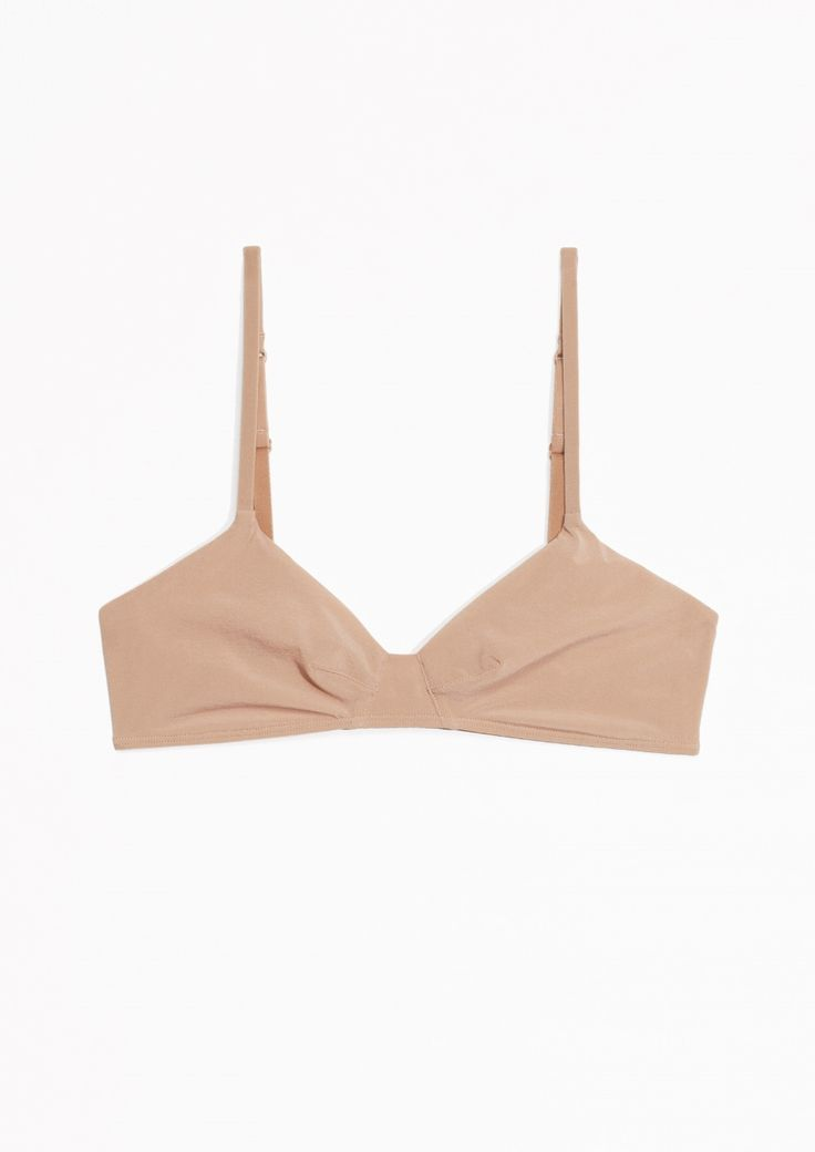 & Other Stories | Bow Soft Bra