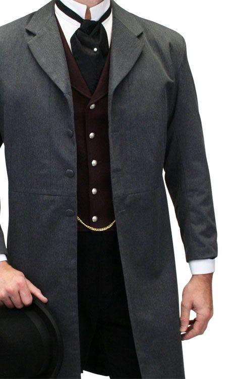 Mens Victorian Clothing at Gentleman's Emporium