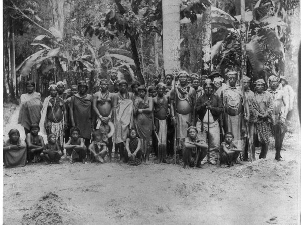 Guyana indigenous people charge land abuses – Repeating ...   Arawak Indians Suriname South America