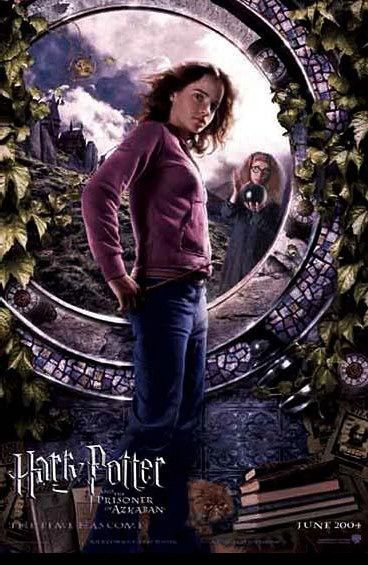 Harry Potter and the Prisoner of Azkaban Movie Poster #8 - Internet Movie Poster Awards Gallery