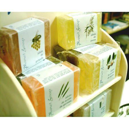 Receta de jabón casero de aceite de oliva y miel para el acné