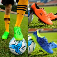 Leoci Soccer Shoes Children Sports Training Football Boots Fg Long Spikes Outdoor Lawn Soccer Cleats Sneakers For Football Team     Tag a friend who would love this!     FREE Shipping Worldwide     Buy one here---> http://workoutclothes.us/products/leoci-soccer-shoes-children-sports-training-football-boots-fg-long-spikes-outdoor-lawn-soccer-cleats-sneakers-for-football-team/    #tights