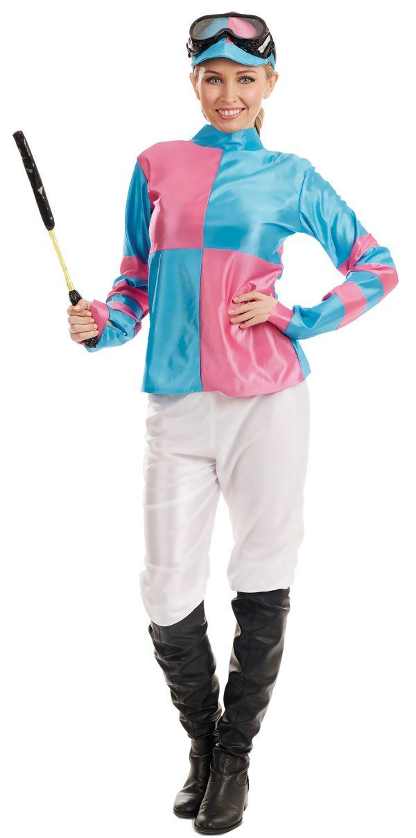 Jockey Ladies Costume.