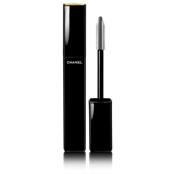 CHANEL SUBLIME DE CHANEL Infinite Length and Curl Mascara ($39) ❤ liked on Polyvore featuring beauty products, makeup, eye makeup, mascara, beauty, eyes, chanel mascara, chanel, lengthening mascara and curling mascara