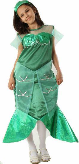 Groen zeemeermin kostuum kind #zeemeermin #zeemeerminnenjurk #zeemeerminjurk