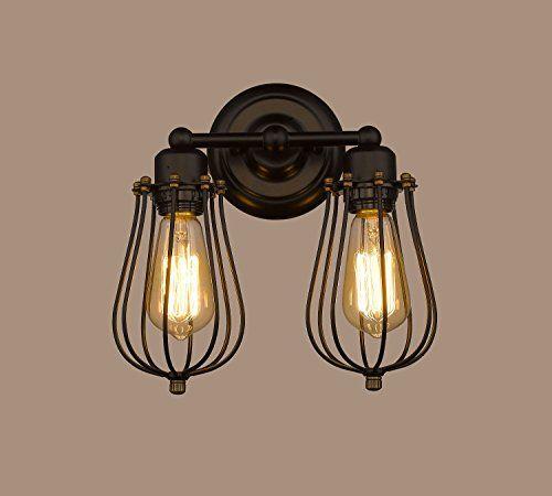 CLAXY Industriel Applique Murale Lampe Double Abats-jour ... https://www.amazon.fr/dp/B01EFQJMM6/ref=cm_sw_r_pi_dp_x_vHQZybKP4YM4P