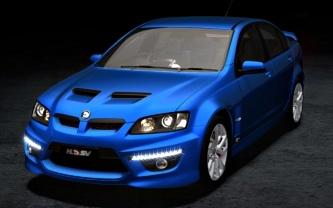 Holden HSV Clubsport R8!