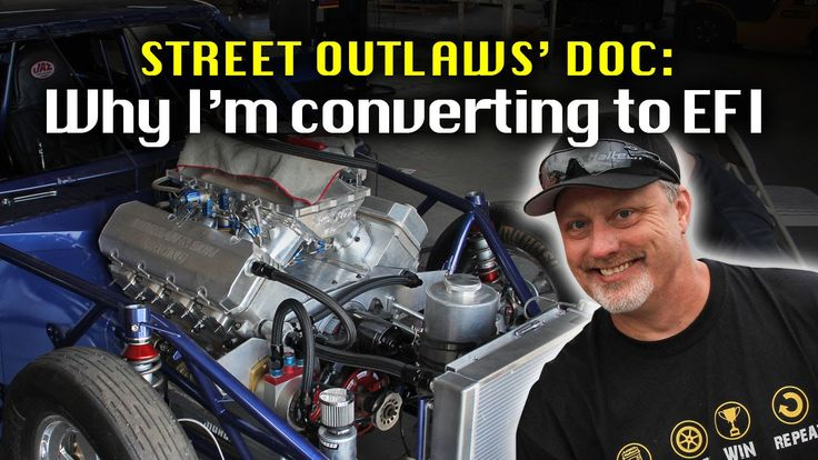 """Doc: Why Street Beast is converting to EFI          playlist BIG CHIEF AND STREET OUTLAWS Upload  Doc: Why Street Beast is converting to EFI haltechecu haltechecu 38,014 71,171 views  Start at: Published on Apr 6, 2016  James Love aka """"Doc"""" discloses his plans for the next season of Street Outlaws and explains why he decided to convert the Street Beast to EFI and Haltech.  Note: During his stay in Australia Doc picked up a bit of an Aussie slang, so if you're not sure what """"bonza"""" or """"bogan""""…"""
