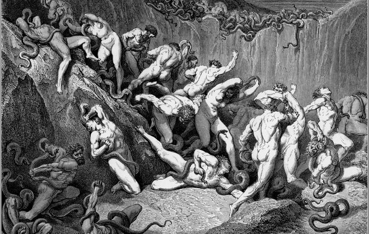 Gustav Doré: the rebel who carved his own legend with using a xylograph/