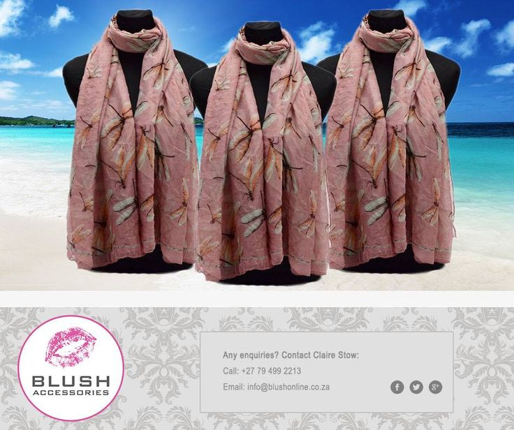 Fantastic range of assorted summer scarves available from your nearest Blush store! #Blush #summertime #scarves.