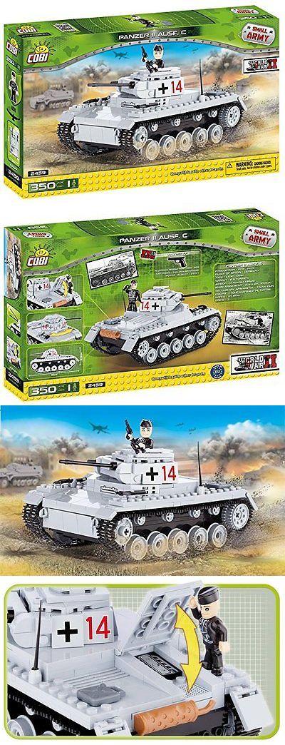 Blocks 18992: Cobi Small Army Panzer Ii Ausf C -> BUY IT NOW ONLY: $40.88 on eBay!