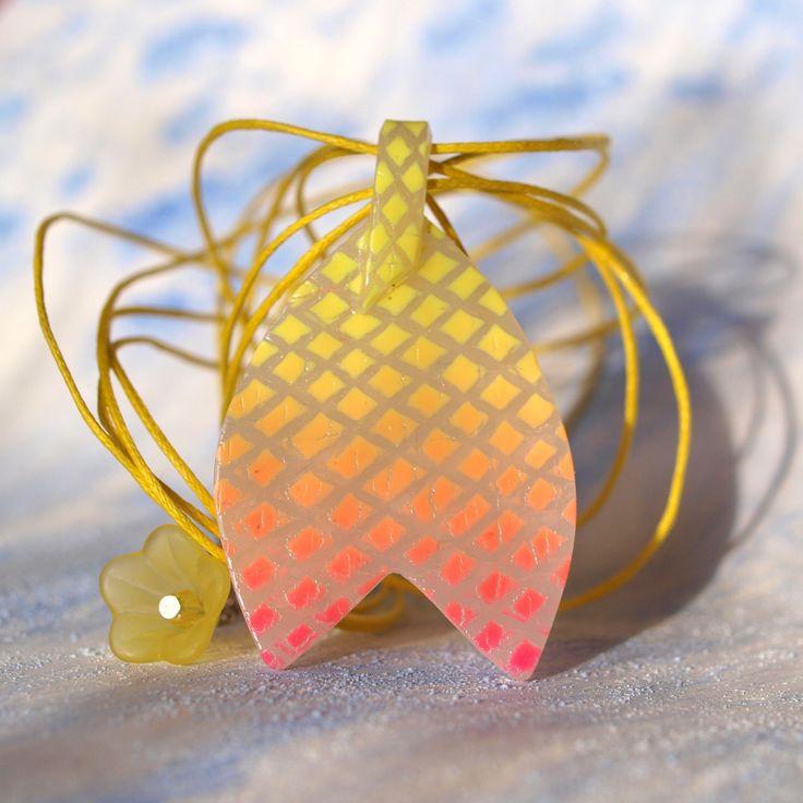 Náhrdelník - polymer by teruberu