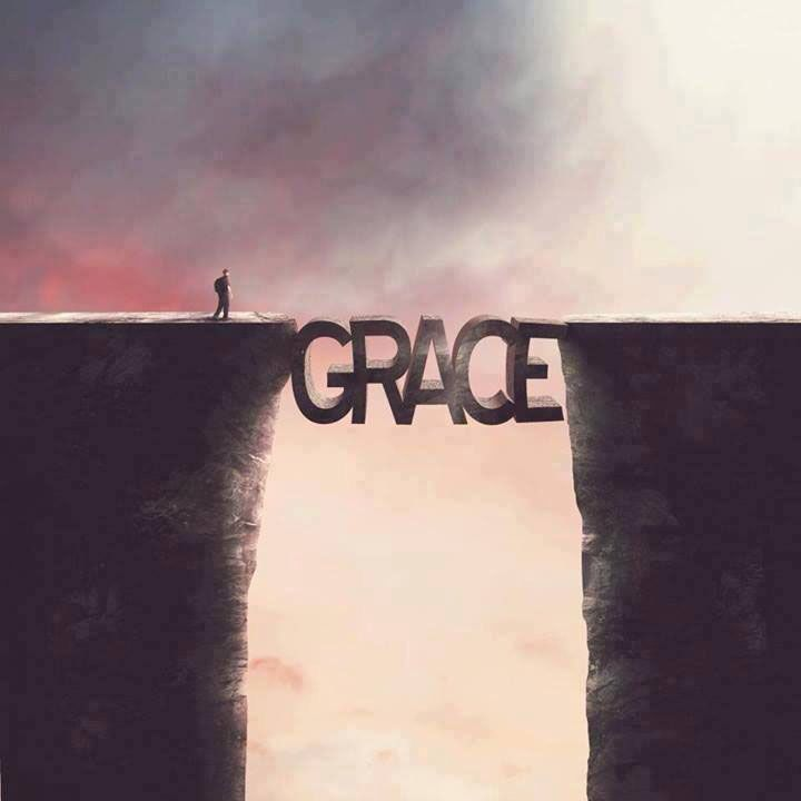 """The bridge of grace will bear your weight."" - Charles Spurgeon"