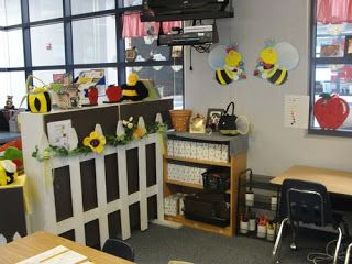 Bee Themed Classroom Would Be Great Paired With A Garden