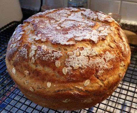 Rezept Dinkel-Kartoffelkrüstchen à la Thermifee von Thermifee - Rezept der Kategorie Brot & Brötchen