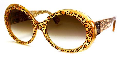 Purrrfection / La Font Parasol: Crazy Shades, Glasses Sunglasses, Dieren Print Animal, Fashionable Frames, Animal Print Part, Crayola Colors Gold, Animal Prints, ̧ ஐFashion Sunglasses