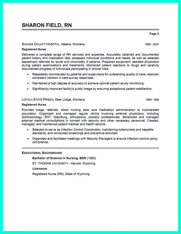 nursing resume objective resume objective example oncology nurse