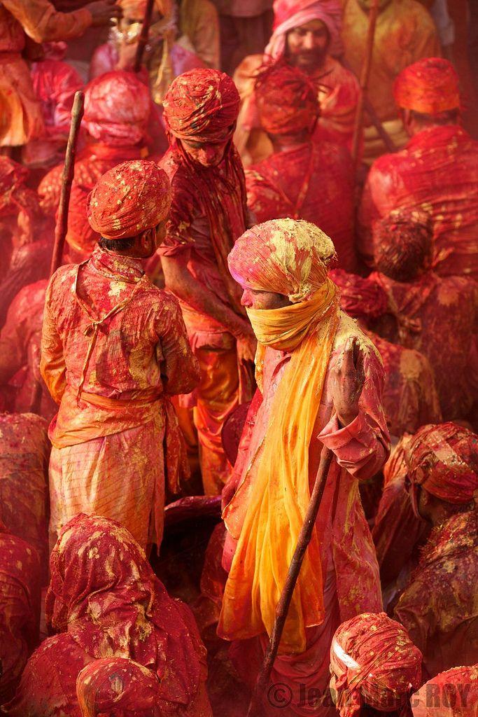 Holi Festival - Nandgaon, India