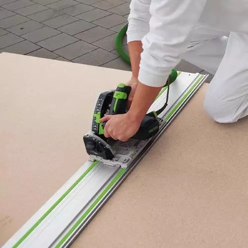 Festool TS 55 REBQ Plunge Saw & Guide Rail