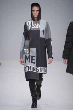 Женское пальто. Неопрен. Nothing really matters
