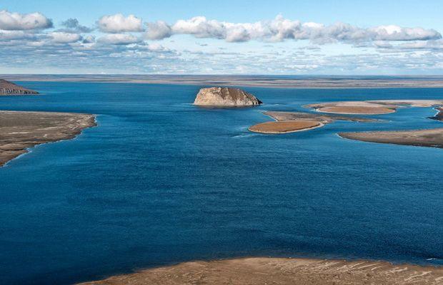 Новый остров стал частью России