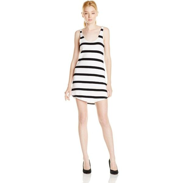 Hurley Juniors Tomboy Dress (88 BRL) ❤ liked on Polyvore featuring dresses, slimming dresses, scoop back dress, hurley, hurley dresses and slim fit dress