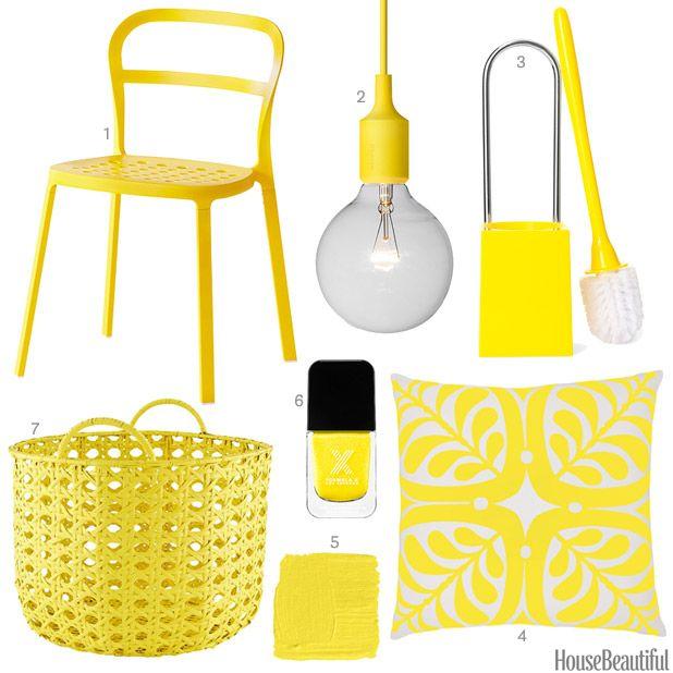 Color Of The Week Lemon Zest