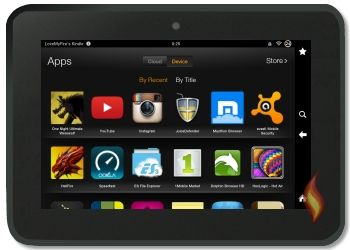 All sorts of tips and tricks for the Kindle Fire. Who knew you could connect it to your tv??