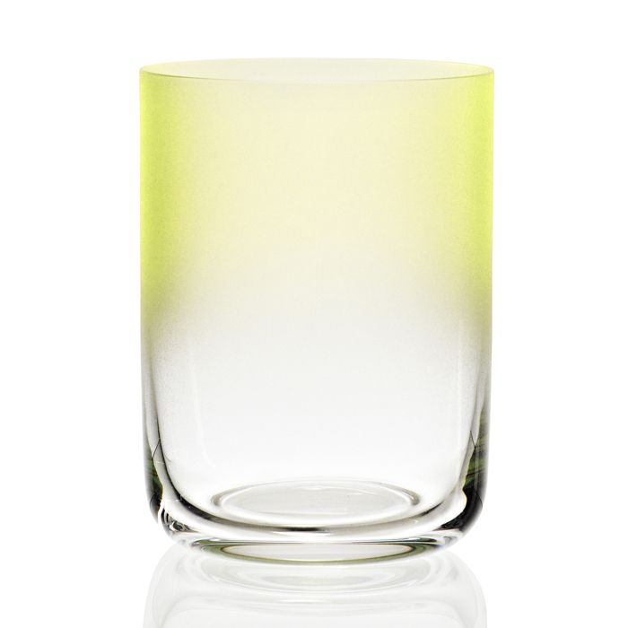 Hay & Scholten & Baijings' Colour Glass: Tumbler for Water+ Spirits