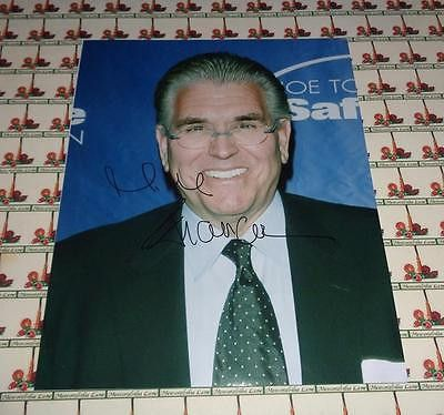 Michael Franzese YANKEES autograph 8x10 COA Memorabilia Lane & Promotions