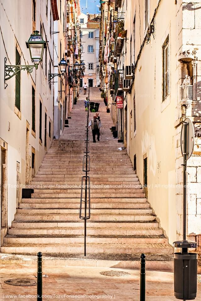 The ever so charming Bica in Lisbon, Portugal. Discover restaurants, bars, shops, clubs & cultural hotspots that locals love in Lisboa: www.10thingstodo.in