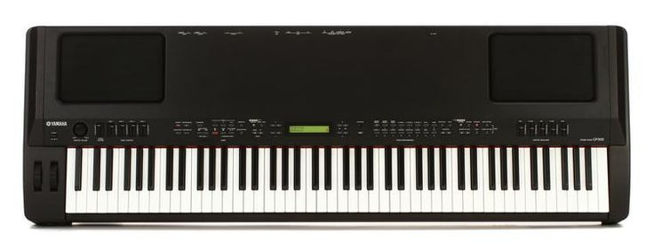 88-key Stage Piano with 50 Instrument Sounds, Graded Hammer Effect Keyboard, and Built-in Speaker System