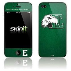 Skinit Eastern Michigan University Vinyl Skin for Apple iPhone 4 / 4S
