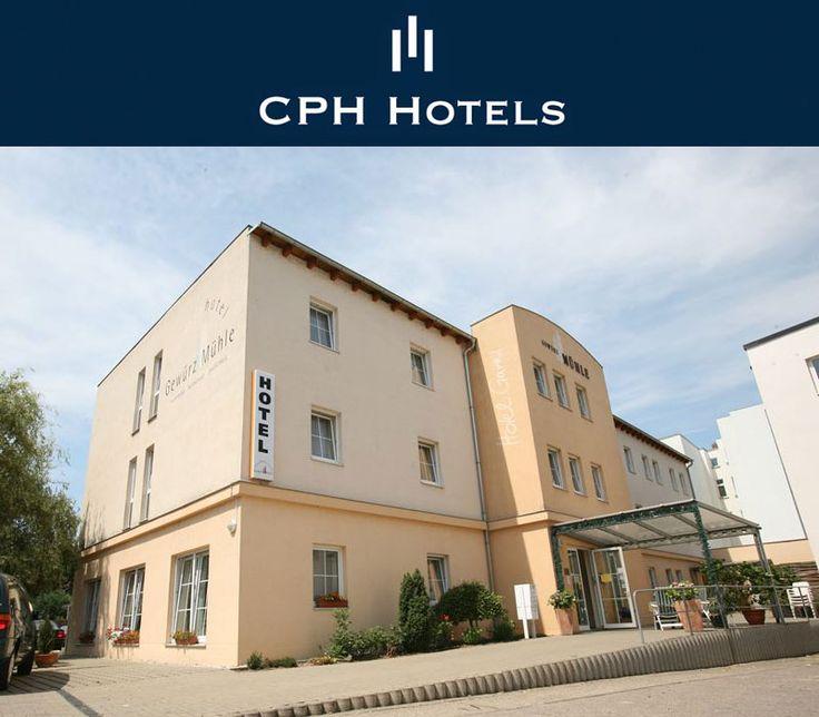 Hotels Gera - City Partner Hotel Gewürzmühle #Gera http://gera.cph-hotels.com