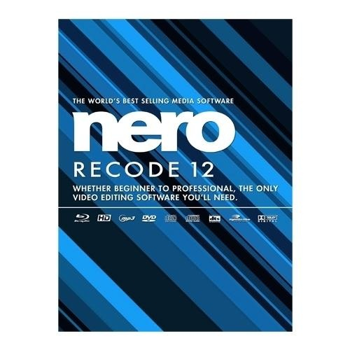 Nero Recode 12 is our most-powerful video converter ever. It lets you simply rip and convert personal, non-commercial videos so you can save them on a storage device, stream them in your...