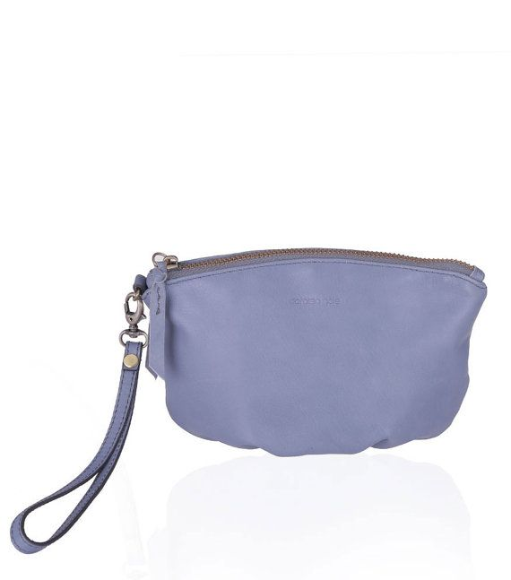 Hey, I found this really awesome Etsy listing at https://www.etsy.com/listing/223224756/core-pouch-grayish-blue-leather-pouch