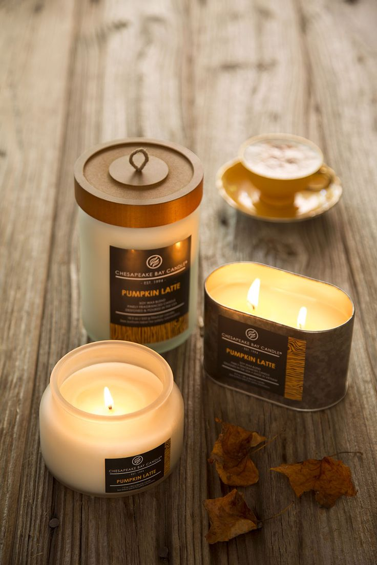 Explore our favorite candles and home fragrances for fall from the Chesapeake Bay Candle Heritage Collection. Our signature soy wax candles are skillfully enriched with all essential oils and designed and poured in Maryland. Visit our online store and sign up for our **Free Sample Candle Club**.