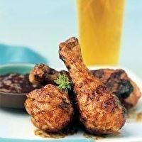 60 best chicken drumstick images on pinterest chicken bourbon molasses chicken drumsticks forumfinder Choice Image
