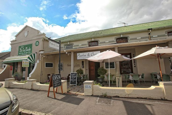 Peaches & Cream    Gift & Coffee Shop               Paarl - Western Cape - South Africa