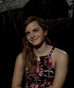 Emma Watson gif - She's so pretty!