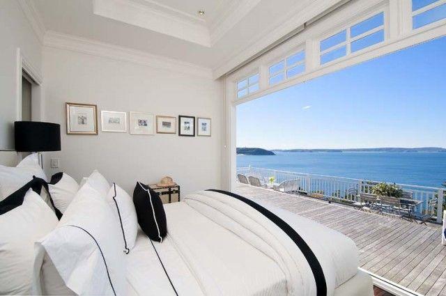 CHIC COASTAL LIVING: Beach House {Palm Beach, Australia}